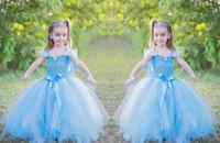 Cheap Frozen Elsa Anna Custom made Movie Cosplay Dress Princess Elsa Costume Christmas Party Dress