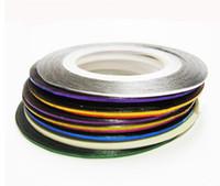 line sets - Set of Striping Tape Line Nail Art Decoration Sticker