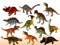 Wholesale Large model cm Dinosaur toys animal model doll toy kinds Dinosaur Jurassic Park