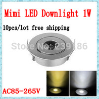 1w - Mini led downlight W cabinet lamp hole size mm LED Star light CE RoHS Certified LED Ceiling Spot Light
