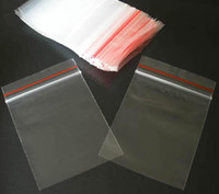 polypropylene bags - 2x2 inch x7cm House Office Self Lock Sealing PP Polypropylene Clear Plastic Transparent Bags Bag