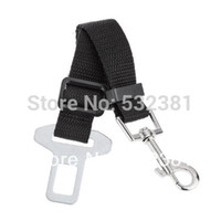 Wholesale Adjustable Dog Cat Pet Car Safety Seat Belt Dog safety belt seat pets seat pets seat belt in the car for dogs dog safety belt