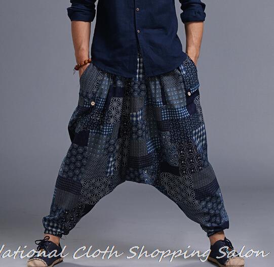 2017 Wholesale New Original Nepal Men'S Big Crotch Pants Hanging ...