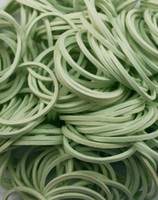 Wholesale Freeshipping quot Diameter Elastic Rubber Bands Color White Pack of