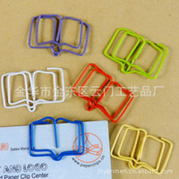 Wholesale Book shape paper clips paper clips shaped family life