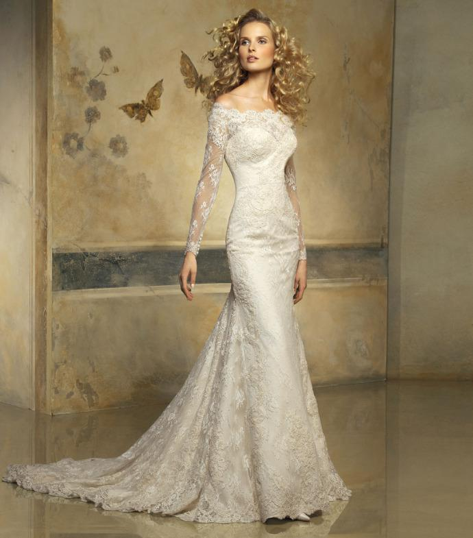 New Lace Wedding Dresses