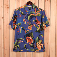Cheap hawaiian shirts Best 100 silk