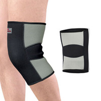 ate support - Best selling Warm Knee Protector Sports Tendon Training Elastic Knee kneelet Brace Supports kneecap I eat