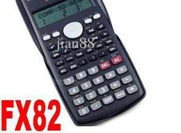 Wholesale Casio FX MS Scientific Line Display Calculator FX MS function calculator students computer m