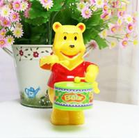 baby drum toys - Clockwork drumming bear Clockwork baby toys Children s toys kg