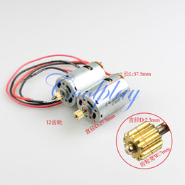 Wholesale 1set main motor A motor B Spare Parts for MM QS QS8005 CH RC helicopter