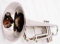Wholesale NEW BAND APRVD NICKEL Bb Trumpet CASE WARRANTY