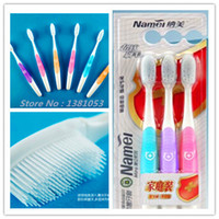 Wholesale New Arrival Toothbrush escova de dente High quality Brand Nano Soft Tooth brush Dental Care oral hygiene