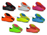 Wholesale on sale kids and women s indoor soccer shoes for children futsal football shoes high quality