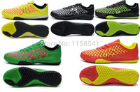 Wholesale Top Brand Quality futsal soccer turf shoes Onda TF Football boots original cheap indoor soccer shoes cleats for men Free Ship