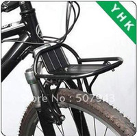aluminium shop - Aluminium Alloy Cycling Bike Bicycle frame basket Pannier shopping basket front Rack Pannier Mountain bike frame basket OS1192