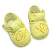 Wholesale New Baby Shoes Toddler Infant Baby Unisex Lovely Soft Sole Skid proof Shoes Months