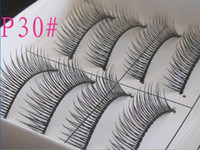 Sample Order 10pairs set P30# False Eyelashes Fake Eye lashe...