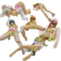 Wholesale Set of Japanese Anime Please Teacher th nurse masturbation Mizuho Kazami quot Sexy Figure Set New