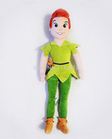 Wholesale Original Peter Pan Plush Toys Peter Pan Plush Doll Inch cm Pelucia Brinquedos Kids Toys for Children