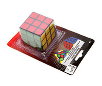 Wholesale Hot Sale New Version x3x3 Magic Cube High Speed Smooth Puzzles Cube Children s Toys Educational Toy Trade Products
