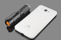 aluminum penlight - NEW practical CREE XPE Q5 Lumen Mode flashlight lamp Penlight Mini Torch Aluminum Alloy B