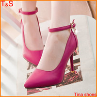 hot cheap sale red bottom high heels pumps for women plus size 13 12 11 10 leather candy color shoes