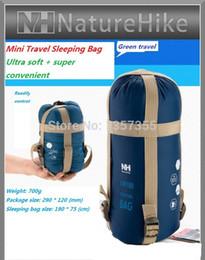 Wholesale-2015 Hot Sale Ultra-light Portable Mini Outdoor Lovers Sleeping Bag Camping Hiking Outdoor Sports Sleeping Bag #9785