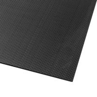 airplane sheets - Newest mm K Real Carbon Fiber Plain Weave Plate Panel Sheet
