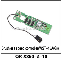 Wholesale Walkera Quadcopter QR X350 PRO Spare Parts QR X350 Z Brushless Speed Controller WST A G