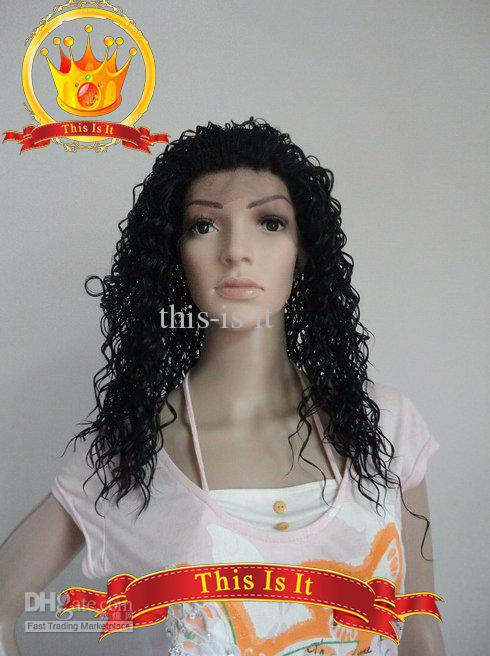 Lace Front Wigs For African American 34
