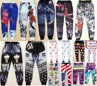 harem pants men - Newest Fashion Emoji Jogger Men Pants Sport Black Jogging Cartoon Pants Mens Harem Sweatpants Trousers jordan joggers