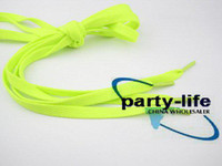 Public green shoelaces - Light Green Flat Shoe Lace Shoelace Strings for Sneakers pairs
