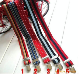 Wholesale NEW ARRIVAL CHILDREN S BRACES KID S BRACE SUSPENDERS MIX ORDER DROPSHIPPING