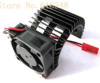 electric fan motor - Electric Motor Heatsink Proof Cover Heat Sink and Cooling Fan for motor For RC model car