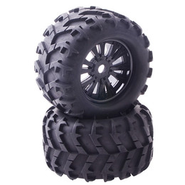 Wholesale RC Monster Truck Wheels Tires Tyres Hex mm