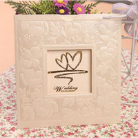 Wholesale Wedding Invitation Card Smoked Pull Type Design Western Style MIC FFF