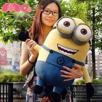 Wholesale Hot Sale Minion Toys Despicable Me Creative Minions D Eyes Yellow Doll CM Minion Jorge Stewart Plush Toys For Baby Girls Gift