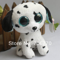 beanie boos rare - IN HAND Rare Ty beanies Boo Cute Big eyes Animal FETCH dalmatian dog Plush doll quot cm Stuffed TOY BEST GIFT