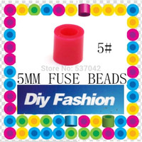 Wholesale RED mm Hama Beads Fuse Perler Beads Toy Creative Diy Crafts diy educational science toy