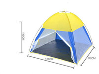 beach changing tent - High Quality Portable Changing Folding Beach Tent Outdoor Camping Tent For Person Gift