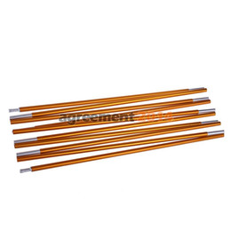 Wholesale-New Outdoor Camping Aluminum 2 Person Tent Bar Rod Pole Tent Accessories ARE4