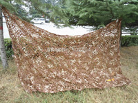 backpacking desert - X3M Desert color camo Netting Decoration Camo Hunting Camping Military Camouflage Net