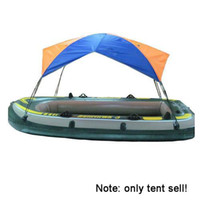 Wholesale High Quality INTEX inflatable boat Tent Suitable For INTEX Series Of Inflatable Boat Persons Fishing Tent Sun Shelter ZP022