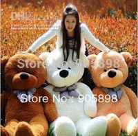 large stuffed animals - Large Meters Teddy Bear Lovers Big bear Arms Stuffed Animals Toys Plush Doll retails
