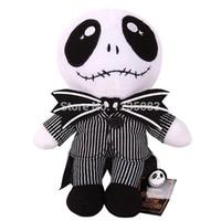 baby nightmares - Baby Jack Skellington Plush Doll Toy Nightmare Before Christmas gift CM animal Doll