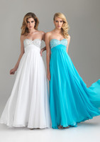 Cheap Wholesale-cheap 2015 long sparkly sequin mint green chiffon bridesmaid dresses under $50 aqua light blue blush prom party dress