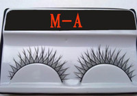 New M- A# black False Eyelashes Fake Eye lashes Eyelash Exten...