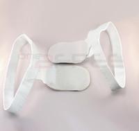 Wholesale Posture Brace Shoulder Back Support Band Correct Belt Body Wrap Rectify Posture humpback rectify band beauty belt