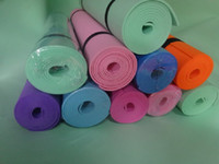 Wholesale cm Moistureproof yoga mat household cushion fitness blanket equipment slip resistant pad EVA
